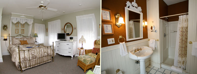 Mary Francis Denning Room Cape May New Jersey Bed and Breakfast