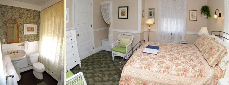 Shannon Room Dormer House Bed and Breakfast in Cape May NJ