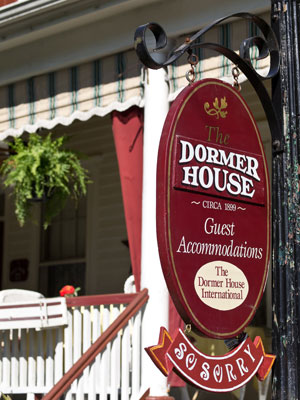 The Dormer House Bed and Breakfast - Cape May New Jersey